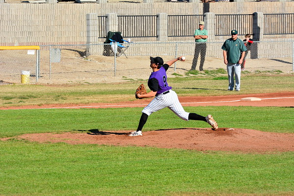 VARSITY BASEBALL vs MOHAVE 3-3-2015