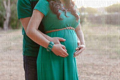 Aileen and Hung's Maternity Session