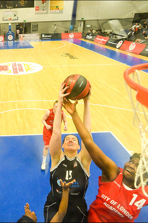 2017 Basketball England Senior Division One Womens Final