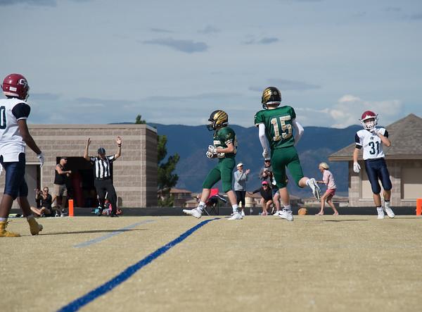 Mountain Vista Football 2018