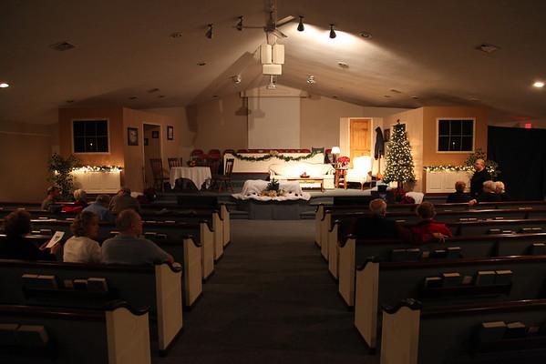 Calvary Baptist Church-One Quiet Night