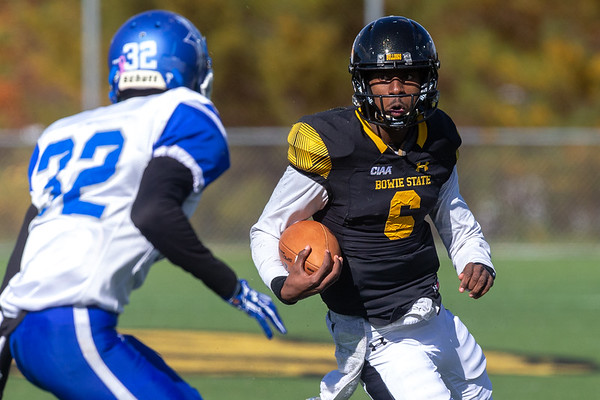 College Football: Bowie State vs. Elizabeth City State