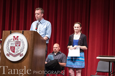 Music Awards and Tri-M Ceremony (5-20-2013)