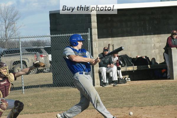 BBE Jaguars baseball v. Hancock 04-18