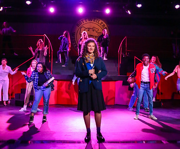 WP Theatre Heathers - Nicole and Brevan