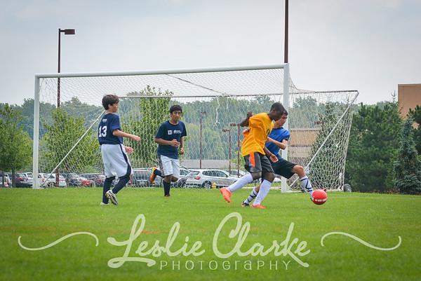 CDC HS Coed Soccer 082414