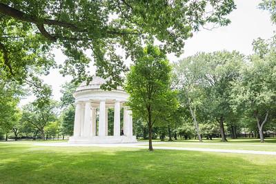 01 Ceremony @ DC War Memorial