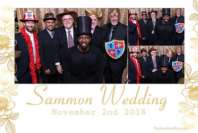 Sammon wedding