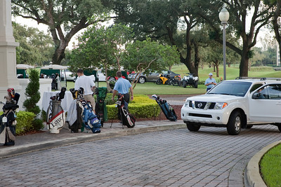 October 12th, 2009 Caddy Shack Golf Scenes