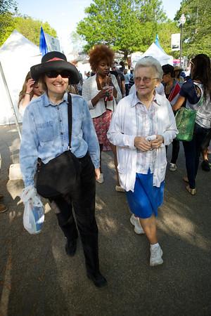 Atlanta Dogwood Festival 2013