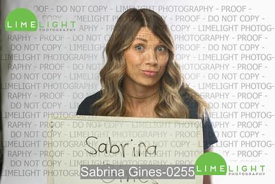 Sabrina Gines