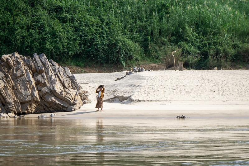 Laos, Mekong River