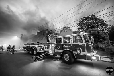 2 Alarm Structure Fire - 39 South Whiting St, New Britain, CT - 6/24/19