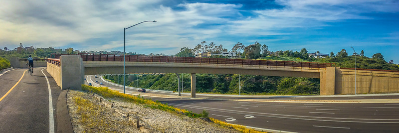 Biking Around San Diego