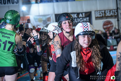 2019-11-02 Break Neck Betties v Emerald City
