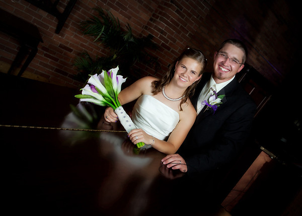 Kevin and Emily 2011
