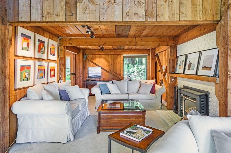 Binker Barn Living Room