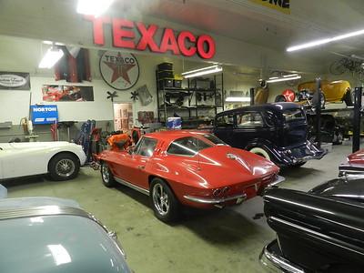 1963 Chevrolet Corvette - Jeff Zook
