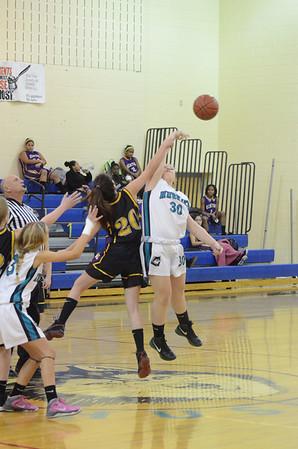 JV Girls Basketball Dec 17 vs Elkton