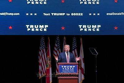 Donald Trump Rally Panama City Beach 2016