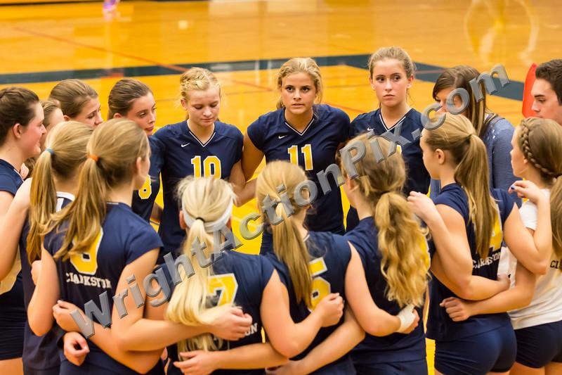 2013 Clarkston Volleyball