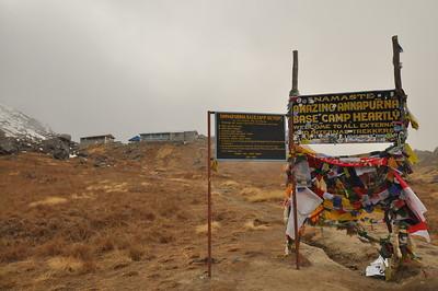 Nepal - P4. In the Annapurna Sanctuary, exploring around ABC