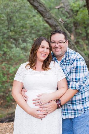 Chris + Nicole Maternity