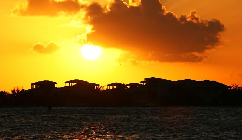 Sunset on Key West, Florida
