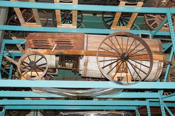 Western Development Museum Cars