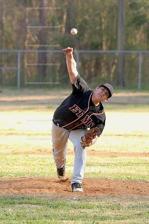 Bladenboro vs Etown 17 baseball