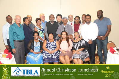 TBLA Christmas Luncheon