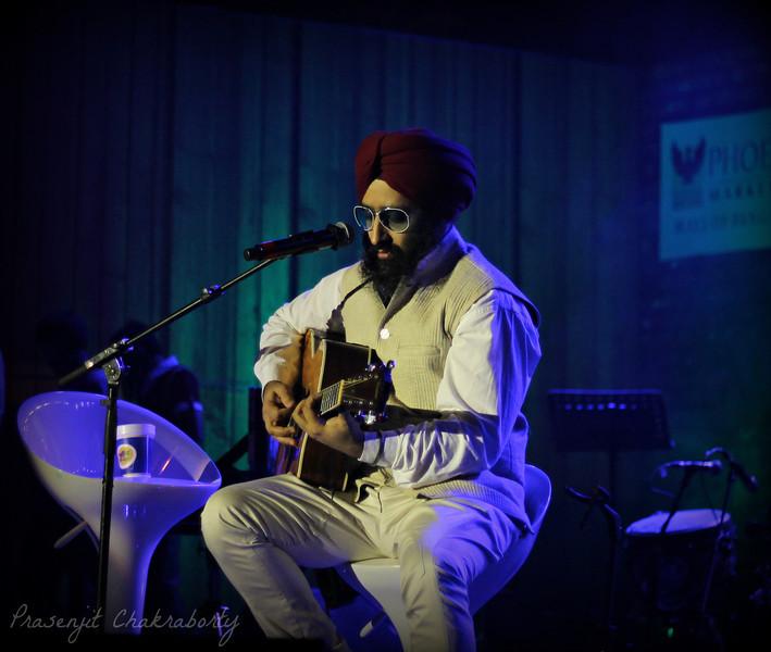 Rabbi Shergill, Alive India In Concert Session 1