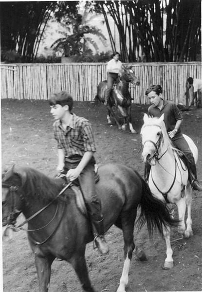 Zé Santos Sousa e Vito' Valente- 1967