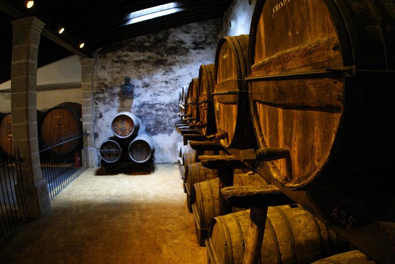 Wine Tour, Jerez de La Frontera, Spain.