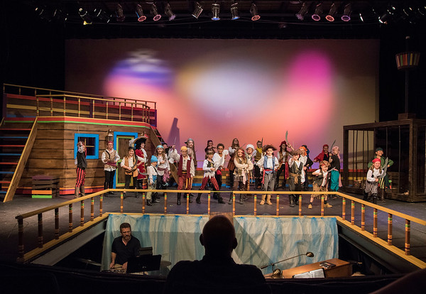 Lincoln Community Theater (Pirates The Musical 2017)