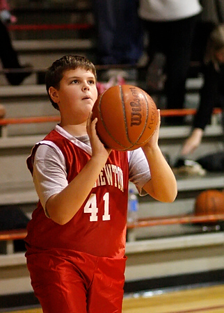 SNMS Boys Basketball 6 vs Frontier 2009