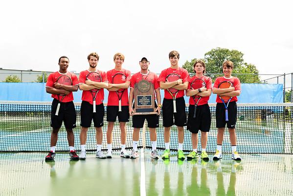 USJ Tennis State Champions 2016