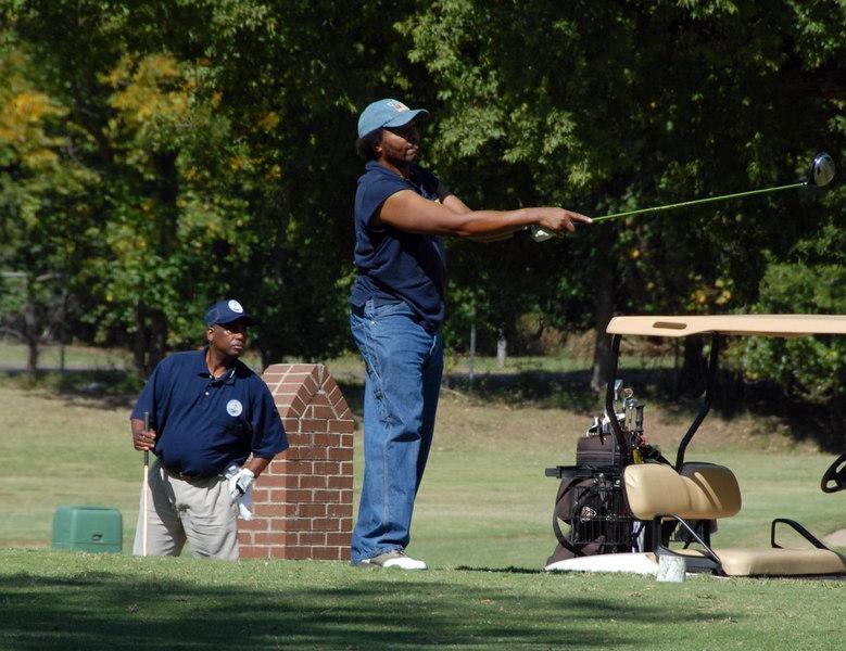 "OKC Eastern Golf  ""Club Championship"".  Septemper 30, 2006.  John Conrad Golf Course Midwest City OK."