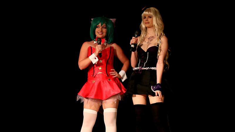 SacAnime Masquerade videos (August 2009)