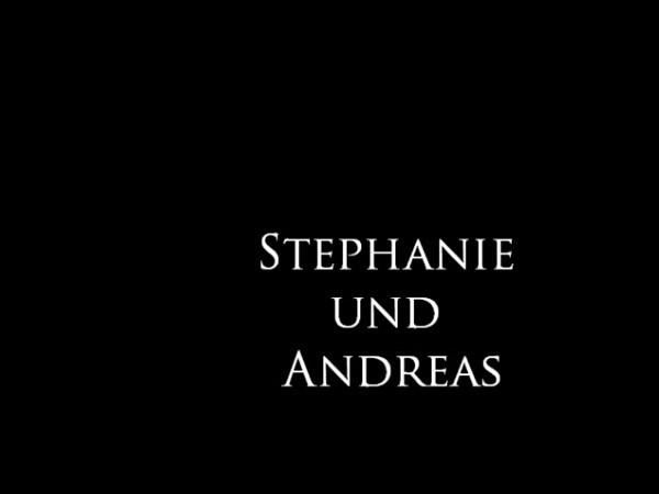 Stephanie und Anreas 2011.wmv