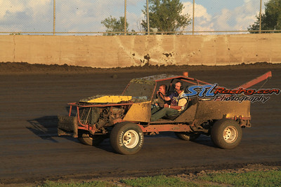 8th Annual Summit UMP Modified Mania Dirt Nationals - 9/21/12