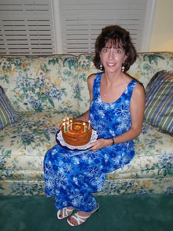 Jenny's 52nd Birthday - 2008