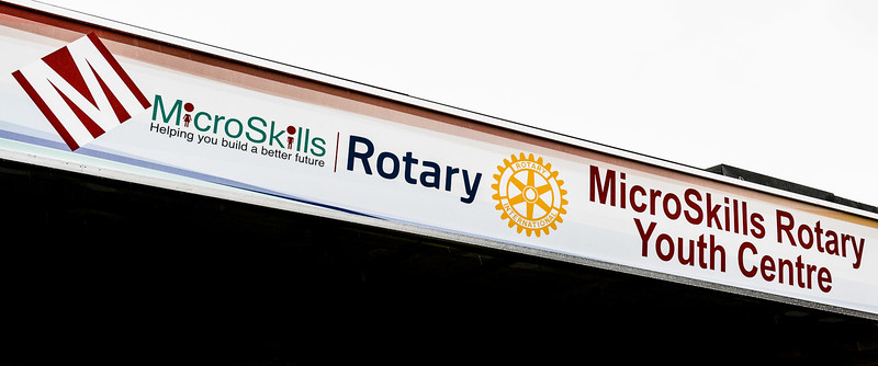 MicroSkills Rotary Youth Centre Grand Opening - Sept 2015