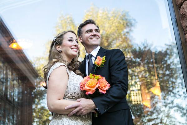 Nicole and Frank Wedding
