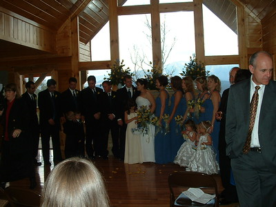 2005 - Randy and Wendy Wedding