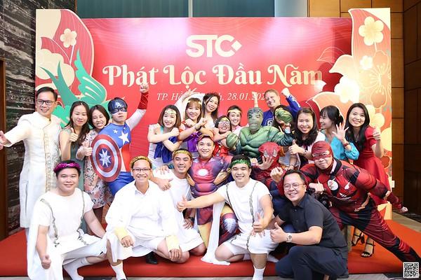 Song Tien Corp (STC) | Year End Party 2020 instant print photo booth @ The Adora Dynasty | Chụp hình in ảnh lấy li�n Tất niên 2020 tại TP Hồ Chí Minh | WefieBox Photobooth Vietnam