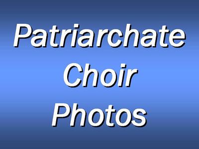 Patriarchate Choir