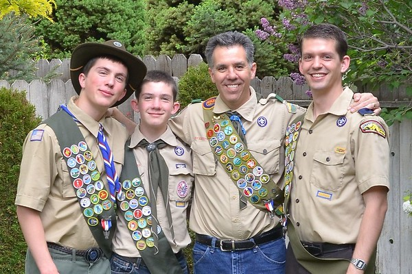 Eagle Scouts 2018