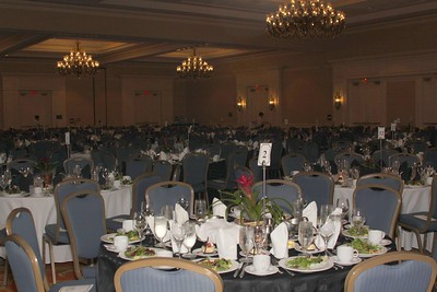 Class of 2016 Commencement Dinner  - April 2016