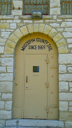 Macoupin County Jail of 1869 in Carlinville